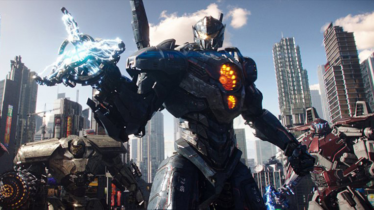 Pacific Rim: Uprising – Double the action, half thefun