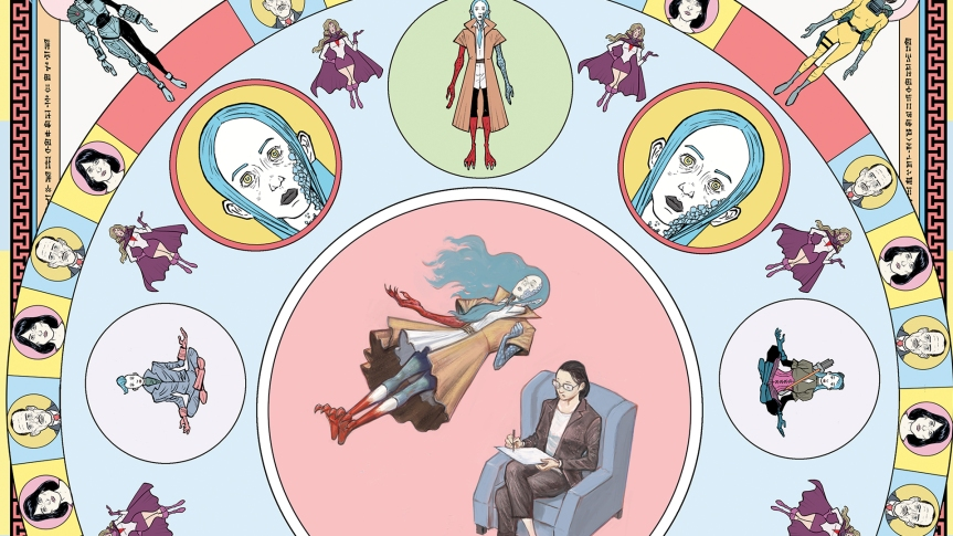 'ETERNITY GIRL' Issue #1 Review