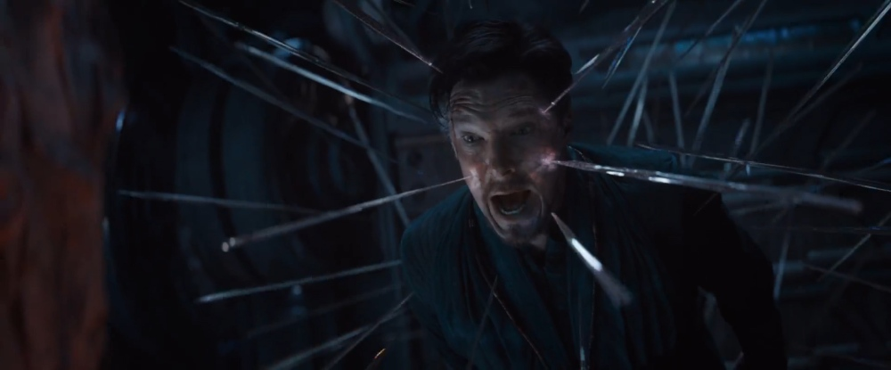doctor strange in pain