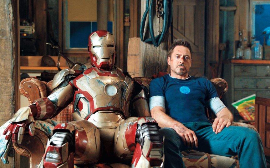 To Infinity – Iron Man3