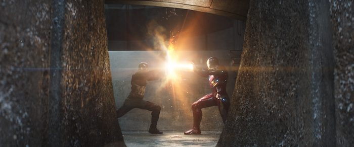 To Infinity – Captain America: Civil War