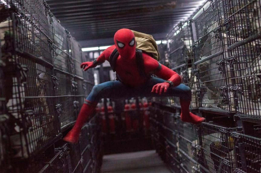 To Infinity – Spider-Man: Homecoming
