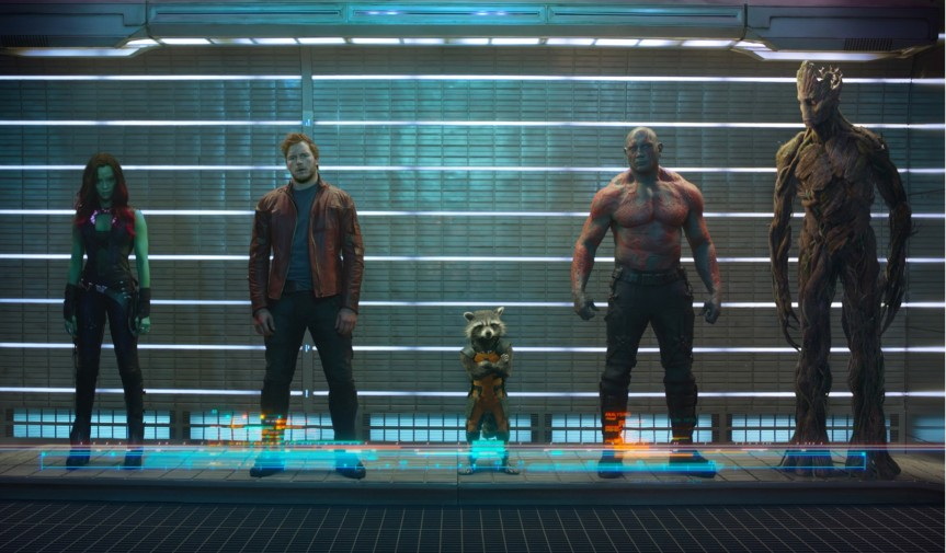 To Infinity – Guardians of the Galaxy