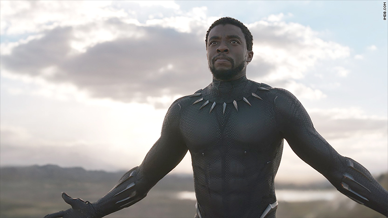 To Infinity – Black Panther