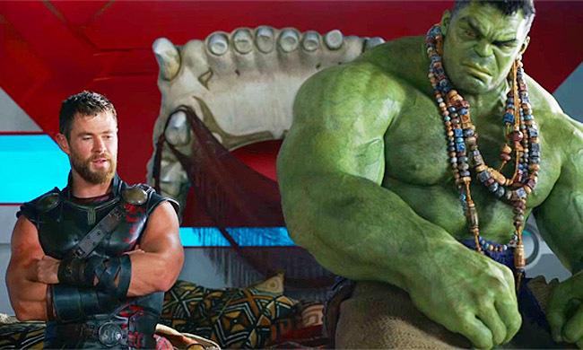 To Infinity – Thor:Ragnarok