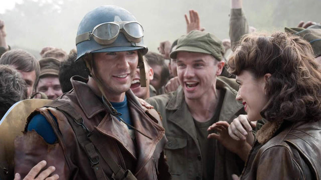 To Infinity – Captain America: The FirstAvenger