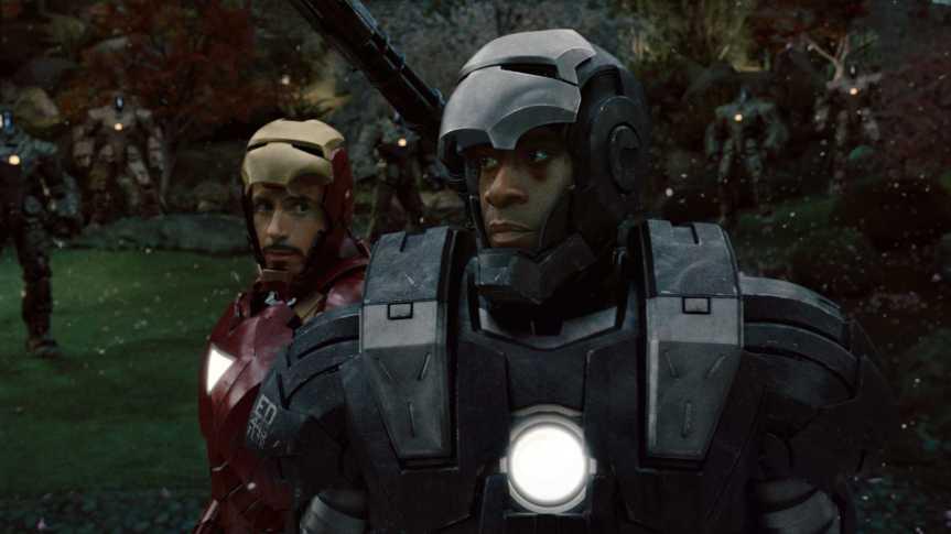 To Infinity – Iron Man2