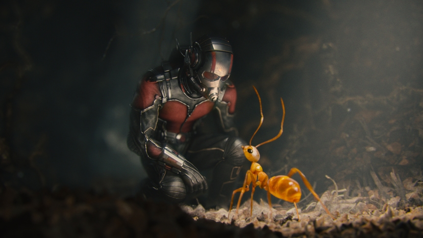 To Infinity – Ant-Man