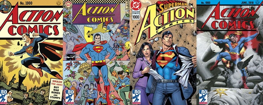 Action Comics 1000: Review