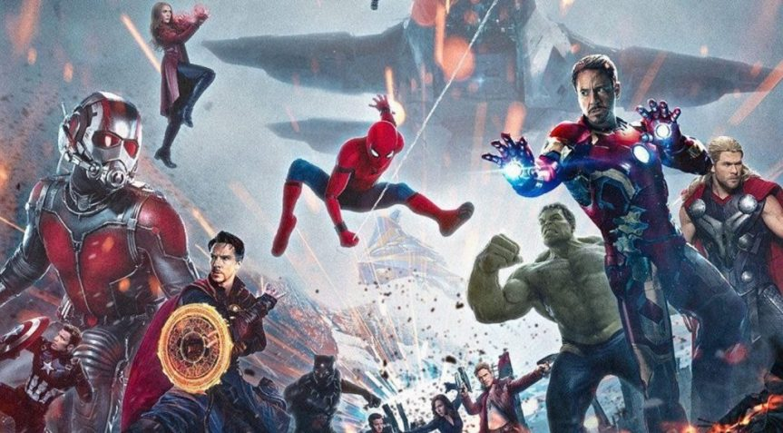 Top Moments of the Marvel Cinematic Universe