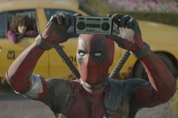 Deadpool 2 – The Action Soars While the Jokes Fall Flat