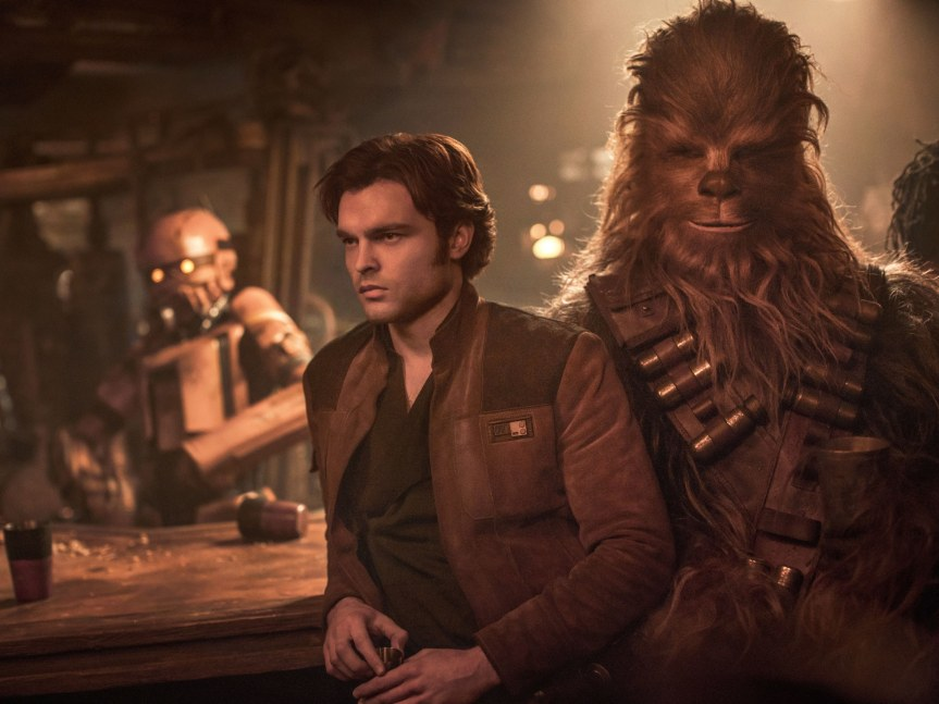 With 'Solo: A Star Wars Story' underperforming where do the standalone filmsgo