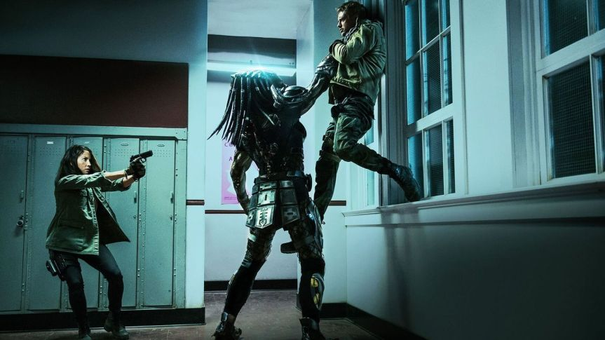 """The Predator"" – A Wild, Flawed, Problematic Ride"