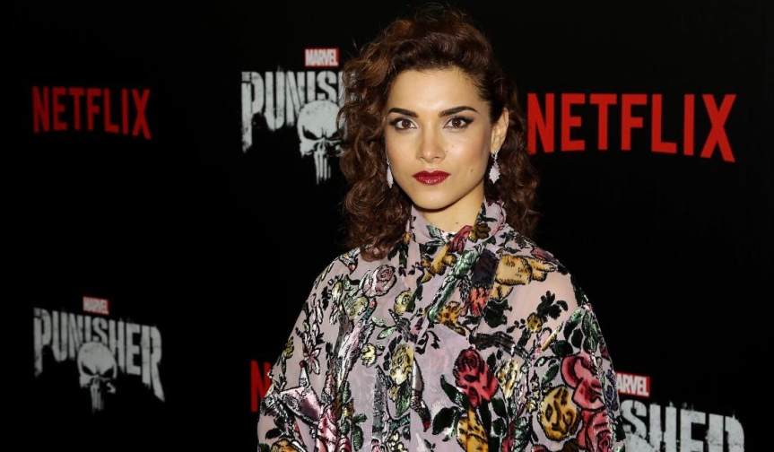 Amber Rose Revah Talks 'The Punisher' Season 1 & 2 And The Future Of Dinah Madani (ExclusiveInterview)