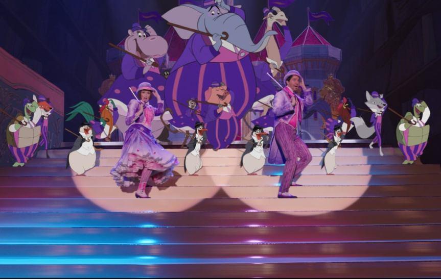 Mary Poppins Returns – A Delightful Return to Cherry TreeLane