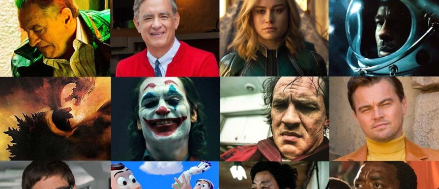 Nick's Most Anticipated Movies of 2019