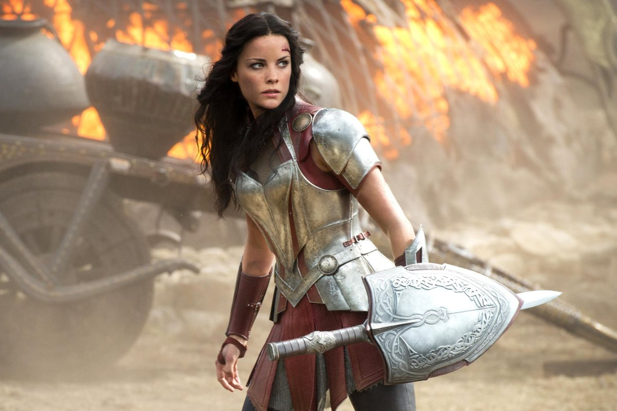 Lady Sif TV Series In The Works For Disney+ (EXCLUSIVE)