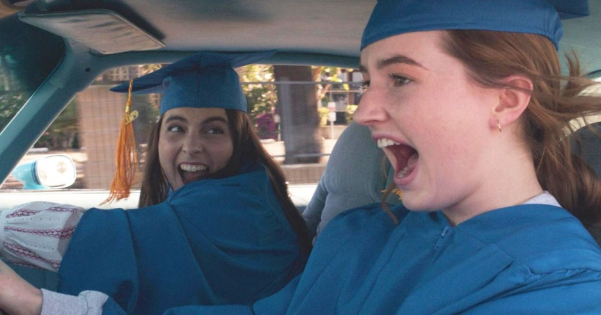 Booksmart review – Howlingly Hilarious, Wild and Gives ManyF's!