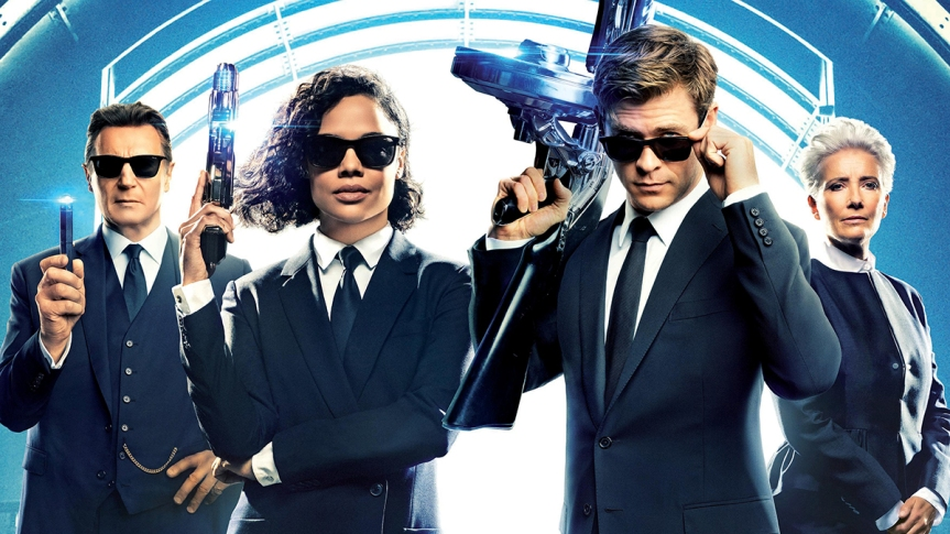 Men in Black: International review – Paper-thin and A Mess of Nothingness