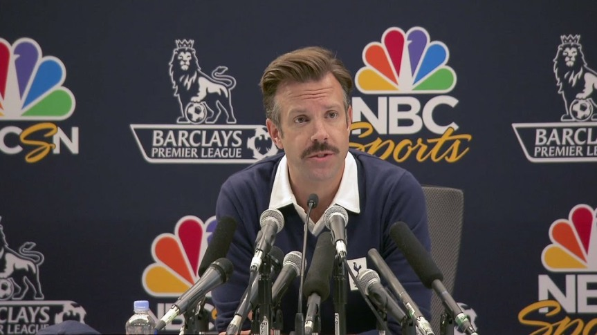 Jason Sudeikis Set To Return As Ted Lasso For Apple TV+ Series (EXCLUSIVE)