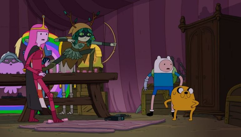 Adventure Time Returns To Hbo Max With Four New One