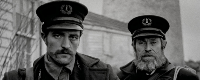 Willem Dafor, Robert Pattinson The Lighthouse A24